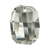 Swarovski Pendant 6685 Graphic 28mm Black Diamond